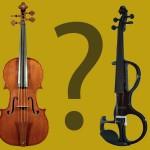Cách chọn mua đàn Violin
